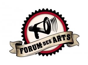 logo forum arts
